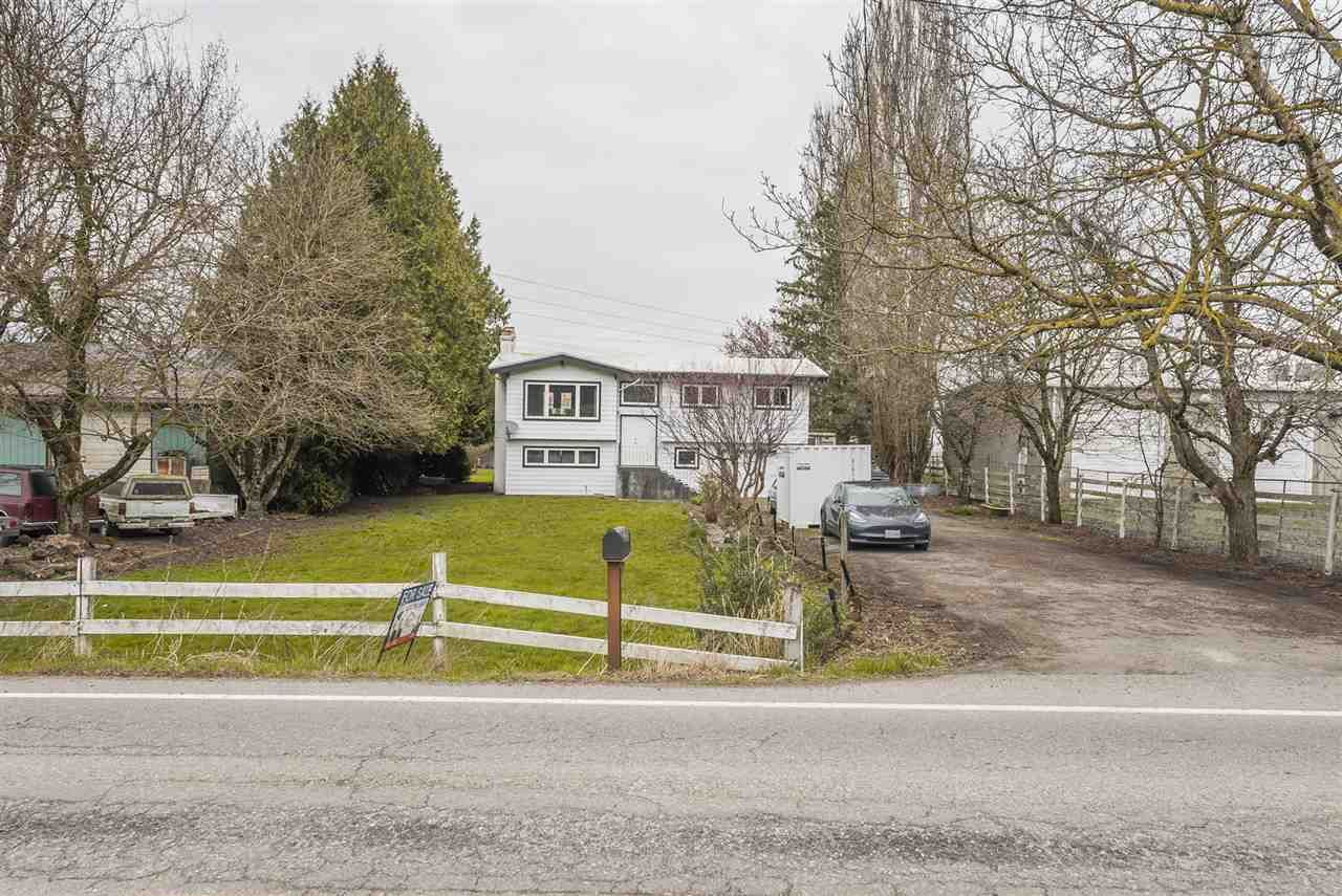 Main Photo: 49955 PRAIRIE CENTRAL Road in Chilliwack: East Chilliwack House for sale : MLS®# R2560469