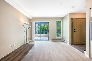 Main Photo: 216 1238 MELVILLE Street in Vancouver: Coal Harbour Townhouse for sale (Vancouver West)  : MLS®# R2622453