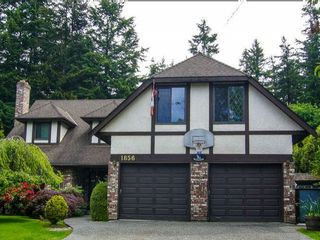 """Main Photo: 1856 134A Street in Surrey: Crescent Bch Ocean Pk. House for sale in """"CHATHAM WOODS"""" (South Surrey White Rock)  : MLS®# F1413725"""