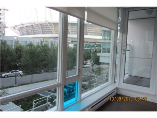 Photo 2: # 315 161 W GEORGIA ST in Vancouver: Downtown VW Condo for sale (Vancouver West)  : MLS®# V1022255