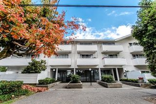 """Photo 17: 101 707 EIGHTH Street in New Westminster: Uptown NW Condo for sale in """"THE DIPLOMAT"""" : MLS®# R2208182"""