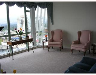 """Photo 3: 1004 140 E 14TH Street in North_Vancouver: Central Lonsdale Condo for sale in """"SPRING HILL"""" (North Vancouver)  : MLS®# V711586"""