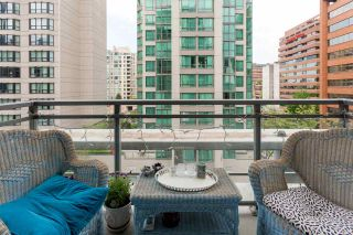 """Photo 14: 801 1205 HOWE Street in Vancouver: Downtown VW Condo for sale in """"ALTO"""" (Vancouver West)  : MLS®# R2270805"""