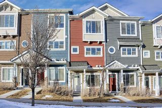 Photo 1: 442 Nolan Hill Boulevard NW in Calgary: Nolan Hill Row/Townhouse for sale : MLS®# A1073162