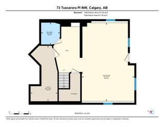 Photo 25: 73 Tuscarora Place NW in Calgary: Tuscany Detached for sale : MLS®# A1071588