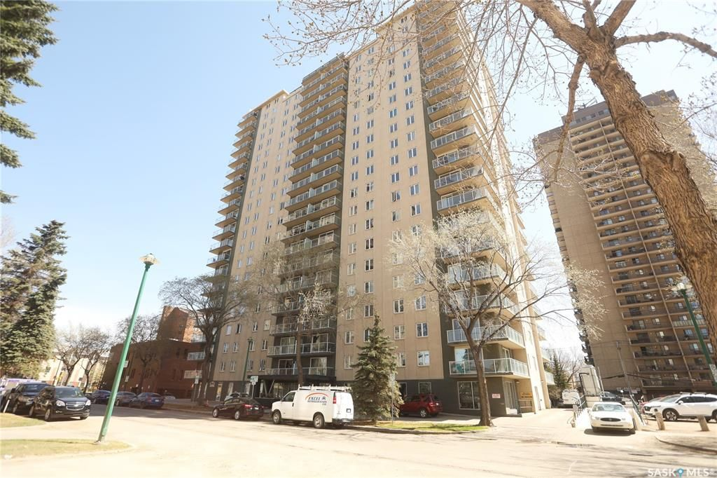 Main Photo: 302 320 5TH Avenue North in Saskatoon: Central Business District Residential for sale : MLS®# SK868516