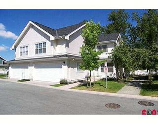 """Main Photo: 49 17097 64TH Avenue in Surrey: Cloverdale BC Townhouse for sale in """"Kentucky"""" (Cloverdale)  : MLS®# F2721210"""