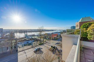 """Photo 22: 700 328 CLARKSON Street in New Westminster: Downtown NW Condo for sale in """"HIGHOURNE TOWER"""" : MLS®# R2544152"""