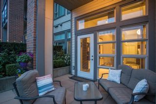 Photo 2: 109 738 E 29TH AVENUE in Vancouver: Fraser VE Townhouse for sale (Vancouver East)  : MLS®# R2584285