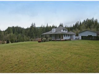 Photo 19: 12476 POWELL ST in Mission: Stave Falls House for sale : MLS®# F1409848