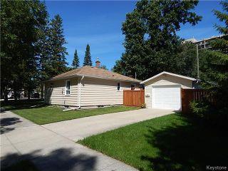 Photo 18: 1393 Kildonan Drive in Winnipeg: Fraser's Grove Residential for sale (3C)  : MLS®# 1622981