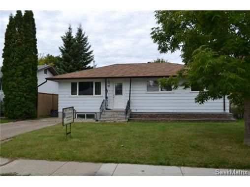 Main Photo: 2526 Dufferin Avenue in Saskatoon: Avalon Single Family Dwelling for sale (Saskatoon Area 02)  : MLS®# 512369