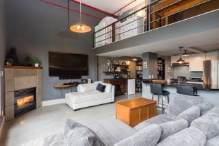 """Photo 5: 205 2001 WALL Street in Vancouver: Hastings Condo for sale in """"Cannery Row Lofts"""" (Vancouver East)  : MLS®# R2587997"""