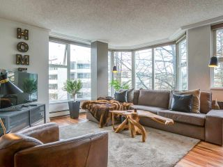 """Photo 2: 304 522 MOBERLY Road in Vancouver: False Creek Condo for sale in """"DISCOVERY QUAY"""" (Vancouver West)  : MLS®# R2550846"""