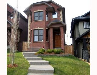 Photo 1: 218 29 Avenue NW in CALGARY: Tuxedo Residential Detached Single Family for sale (Calgary)  : MLS®# C3261968