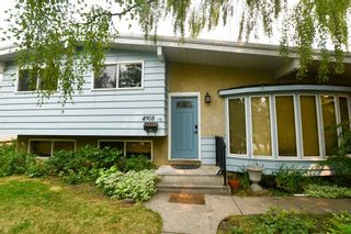 Main Photo: 4908 Benson Road NW in Calgary: Brentwood Detached for sale : MLS®# A1134651