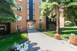 Photo 1: 402 507 57 Avenue SW in Calgary: Windsor Park Apartment for sale : MLS®# A1150113