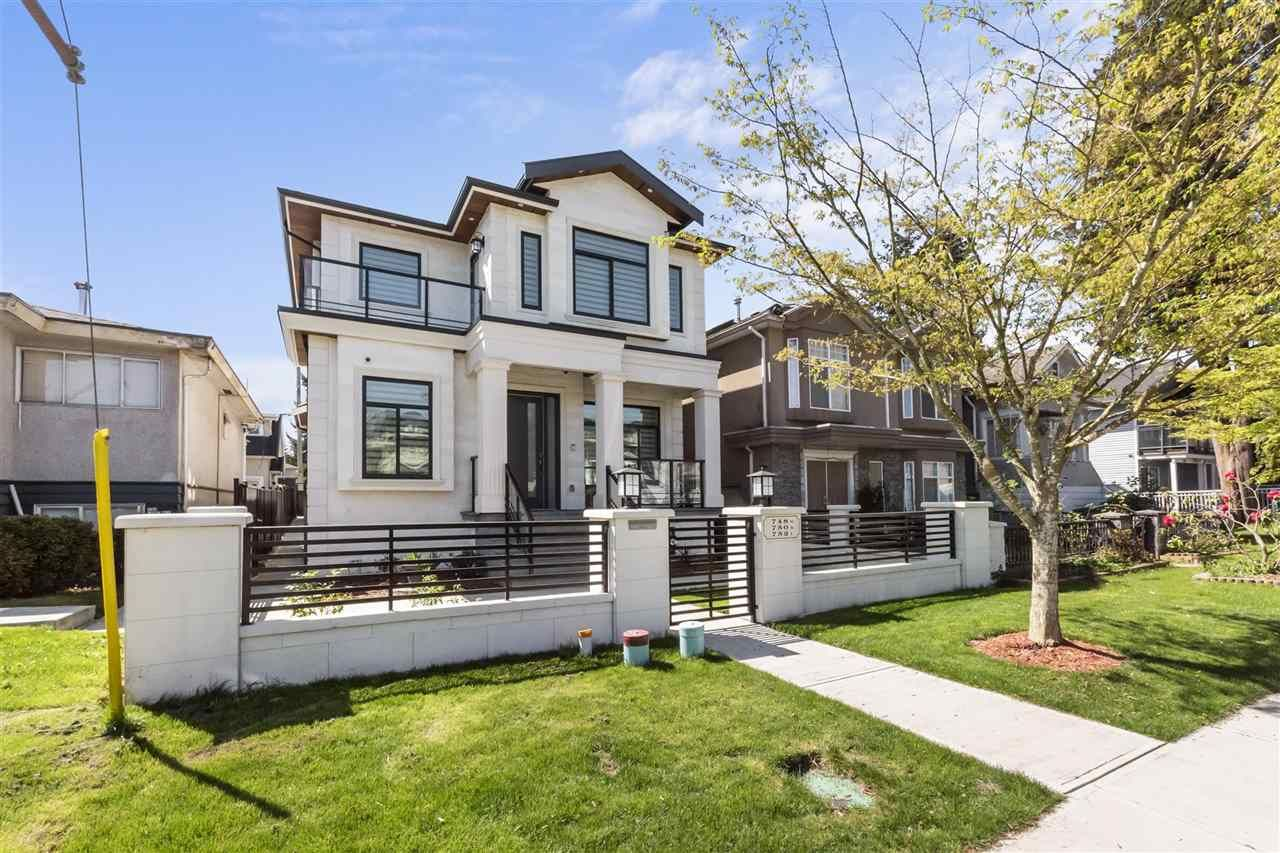 Main Photo: 748 E 30TH Avenue in Vancouver: Fraser VE House for sale (Vancouver East)  : MLS®# R2570297