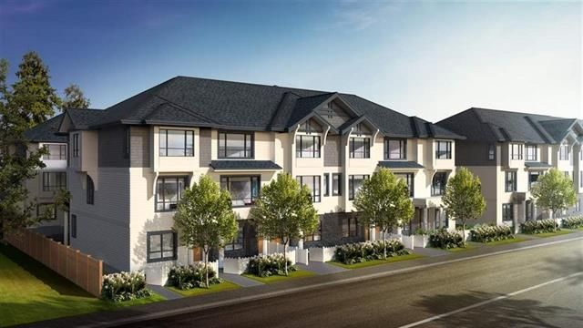Main Photo: 10 19704 55A Avenue in Langley: Langley City Townhouse for sale : MLS®# R2347296