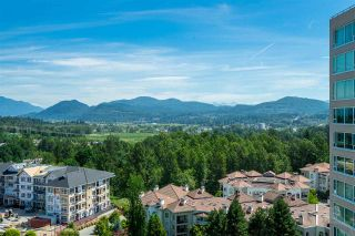 "Photo 19: 1405 3150 GLADWIN Road in Abbotsford: Central Abbotsford Condo for sale in ""The Regency Towers"" : MLS®# R2440511"