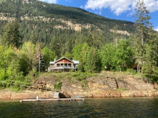 Main Photo: 5504 Agate Bay Road in Louis Creek: BA House for sale (NE)  : MLS®# 164038