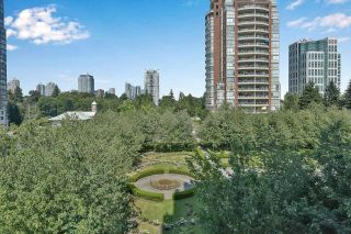 """Photo 8: 607 7368 SANDBORNE Avenue in Burnaby: South Slope Condo for sale in """"MAYFAIR PLACE"""" (Burnaby South)  : MLS®# R2598493"""