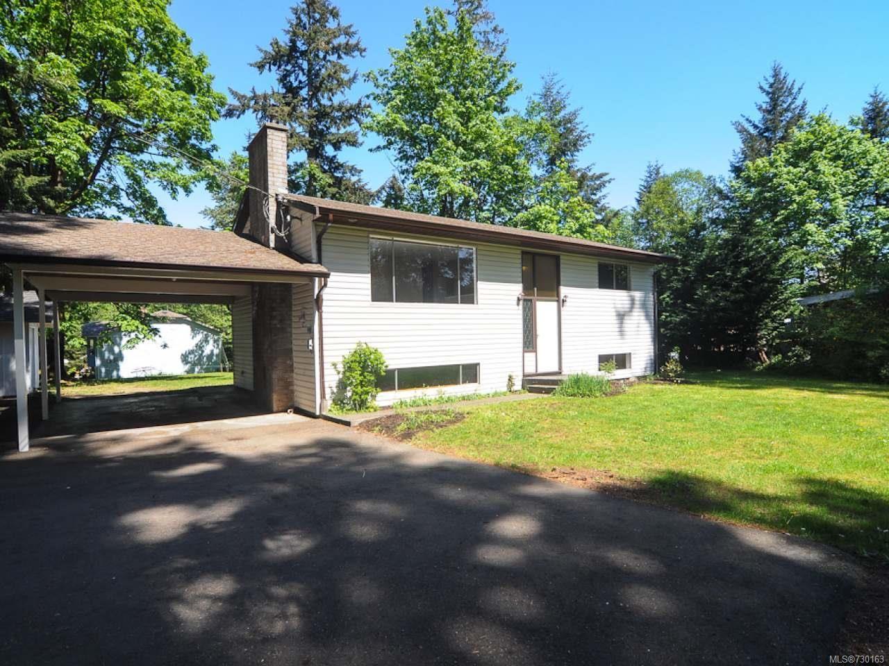 Main Photo: 8662 Whelan Rd in MERVILLE: CV Merville Black Creek House for sale (Comox Valley)  : MLS®# 730163