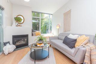 Photo 3: 103 2028 W 11TH AVENUE in Vancouver: Kitsilano Condo for sale (Vancouver West)  : MLS®# R2601184