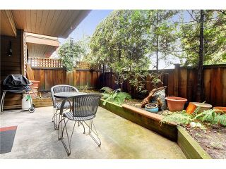 Photo 13: 106 224 N GARDEN Drive in Vancouver: Hastings Condo for sale (Vancouver East)  : MLS®# V1009014