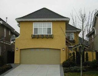 Photo 1: 3671 GRANVILLE Avenue in Richmond: Terra Nova House for sale : MLS®# V636298