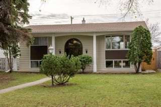 Main Photo: 294 Southall Drive in Winnipeg: Margaret Park Residential for sale (4D)  : MLS®# 202126106