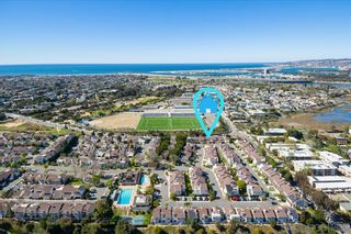 Photo 33: OCEAN BEACH Townhouse for sale : 3 bedrooms : 2446 Camimito Venido in San Diego