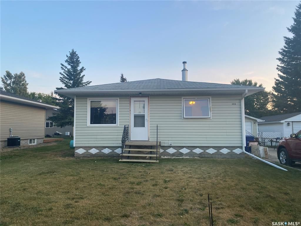 Main Photo: 380 4th Avenue West in Unity: Residential for sale : MLS®# SK867522