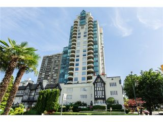 Photo 2: # 602 1311 BEACH AV in Vancouver: West End VW Condo for sale (Vancouver West)  : MLS®# V1072911