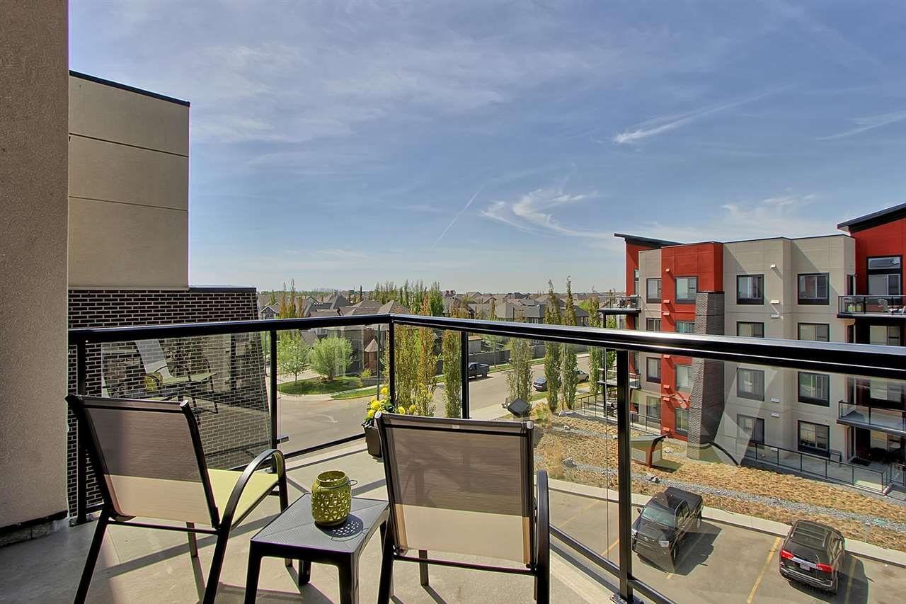 Main Photo: 304 AMBLESIDE LI SW in Edmonton: Zone 56 Condo for sale : MLS®# E4124917