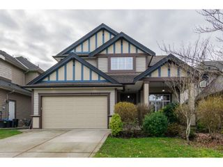 Photo 1: 21082 83B Avenue in Langley: Willoughby Heights House for sale : MLS®# R2038203