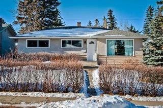 Photo 1: 105 Langton Drive SW in Calgary: North Glenmore Park Detached for sale : MLS®# A1066568