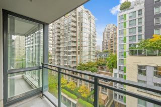 """Photo 21: 806 1082 SEYMOUR Street in Vancouver: Downtown VW Condo for sale in """"FREESIA"""" (Vancouver West)  : MLS®# R2621696"""