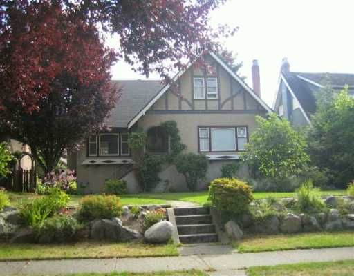Main Photo: 6676 Maple St in Vancouver: Kerrisdale House for sale (Vancouver West)