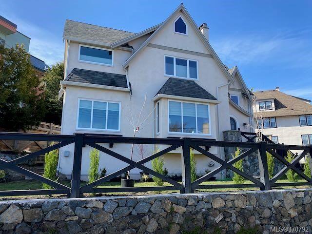 Main Photo: 2737 Satellite St in : OB South Oak Bay House for sale (Oak Bay)  : MLS®# 870792