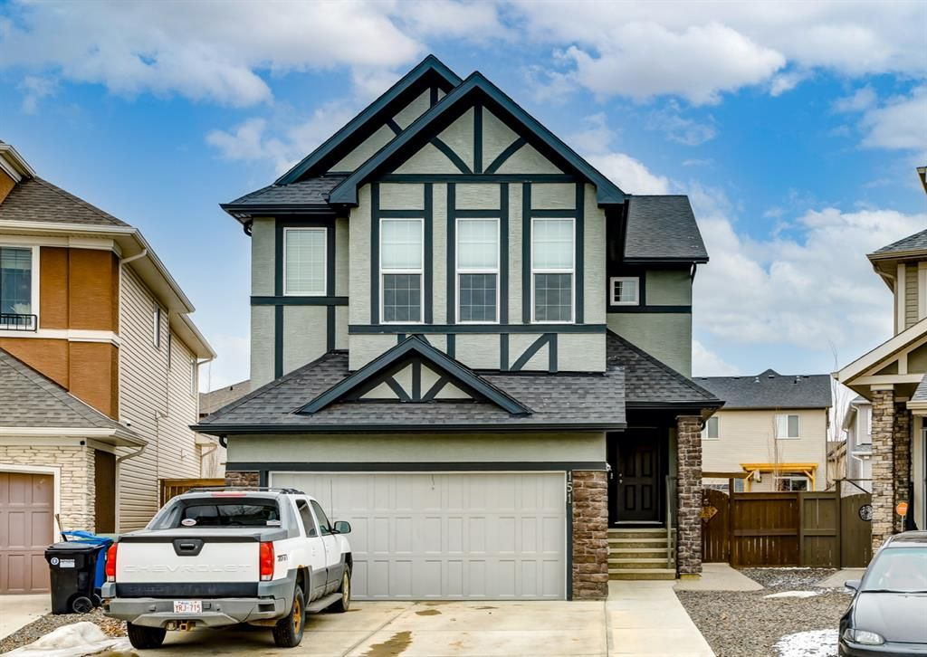 Main Photo: 151 Cranford Green SE in Calgary: Cranston Detached for sale : MLS®# A1088910
