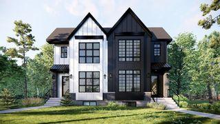 Main Photo: 2633 34 Street SW in Calgary: Killarney/Glengarry Semi Detached for sale : MLS®# A1146981