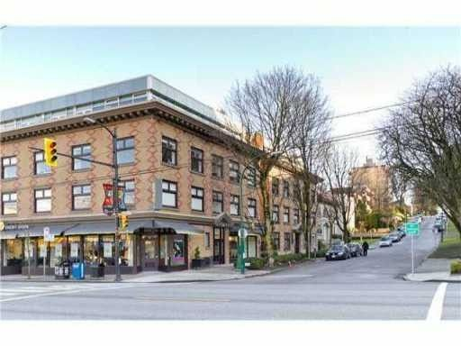 """Main Photo: 311 1477 W 15TH Avenue in Vancouver: Fairview VW Condo for sale in """"SHAUGHNESSY MANSION"""" (Vancouver West)  : MLS®# V1059723"""