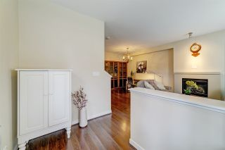 "Photo 4: 16 1125 KENSAL Place in Coquitlam: New Horizons Townhouse for sale in ""Kensal Walk by Polygon"" : MLS®# R2517035"