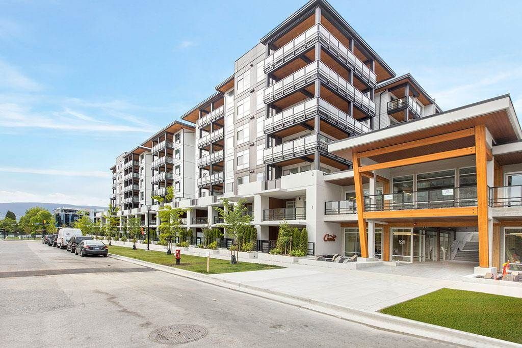 """Main Photo: 510 108 E 8TH Street in North Vancouver: Central Lonsdale Condo for sale in """"Crest"""" : MLS®# R2591618"""