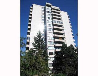 "Photo 1: 1506 2060 BELLWOOD Avenue in Burnaby: Brentwood Park Condo  in ""VANTAGE POINT"" (Burnaby North)  : MLS®# V800702"
