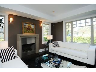 """Photo 2: 2598 W 37TH Avenue in Vancouver: Kerrisdale House for sale in """"KERRISDALE"""" (Vancouver West)  : MLS®# V821565"""