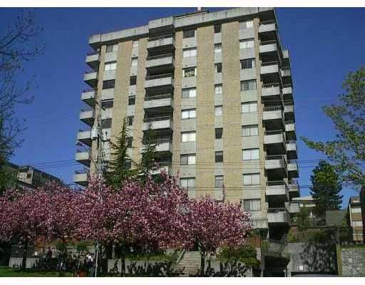 "Main Photo: 701 209 CARNARVON Street in New_Westminster: Downtown NW Condo for sale in ""ARGYLE HOUSE"" (New Westminster)  : MLS®# V745401"