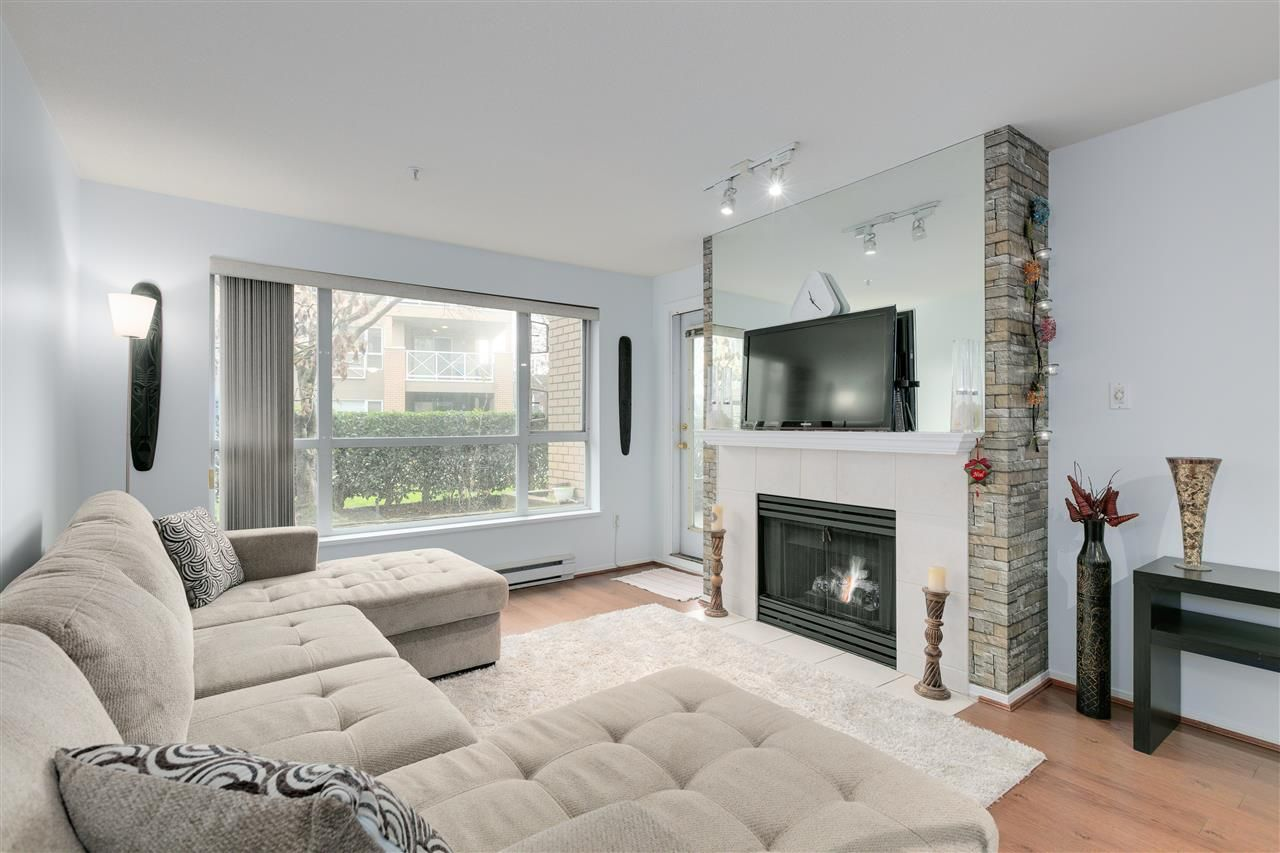 """Main Photo: 114 2559 PARKVIEW Lane in Port Coquitlam: Central Pt Coquitlam Condo for sale in """"The Cresent"""" : MLS®# R2537686"""