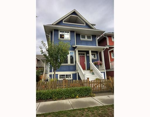 "Main Photo: 22 6431 PRINCESS Lane in Richmond: Steveston South Townhouse for sale in ""LONDON LANDING"" : MLS®# V786441"